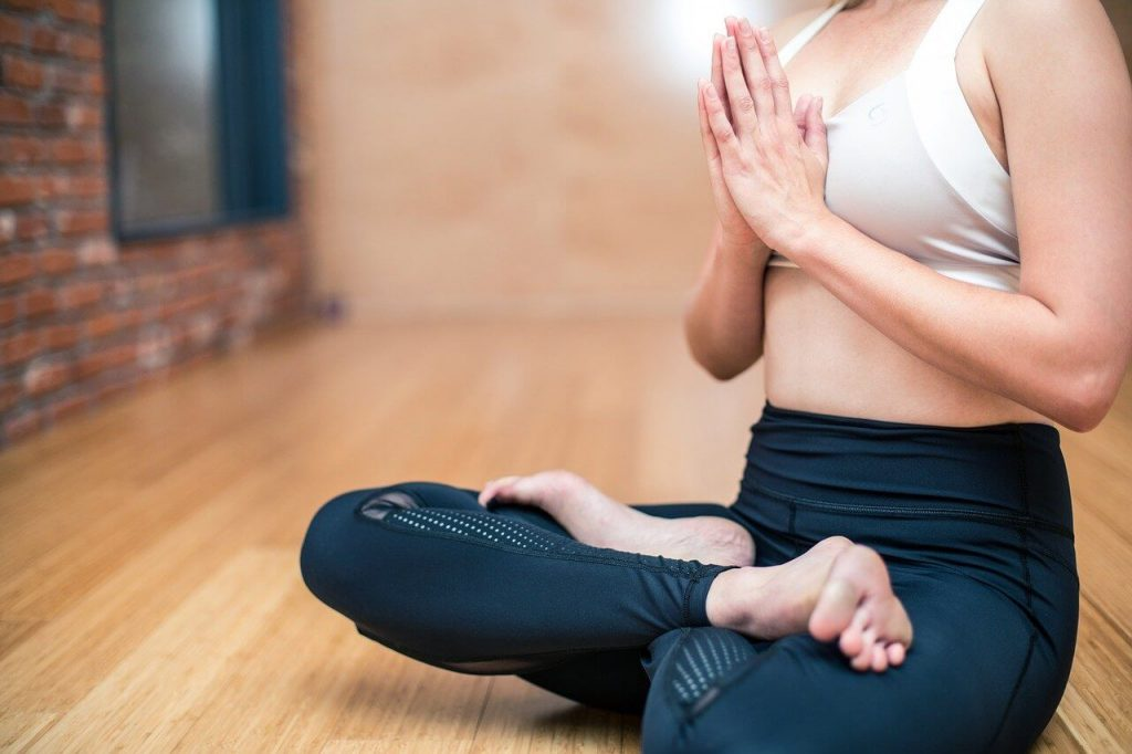 yoga pour relaxation